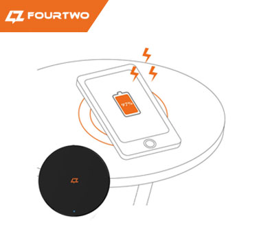 ST-072 WIRELESS CHARGER FOR FURNITURE